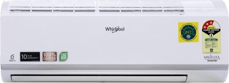 Whirlpool 1 Ton 3 Star Split Inverter AC - White(1.0T MAGICOOL PRO 3S COPR INV, Copper Condenser)