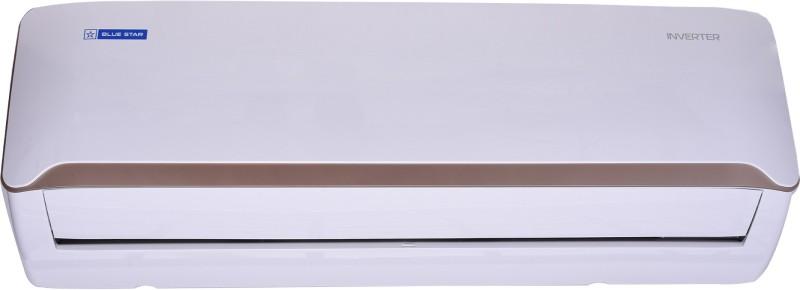 Blue Star 1.5 Ton 5 Star Split Inverter AC - White, Brown(BI-5CNHW18QATU/BO-5CNHW18QATU, Copper Condenser)