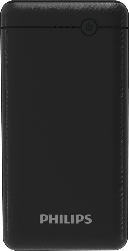 Philips 20000 mAh Power Bank (DLP1720CB/97, Universal Power Pack)