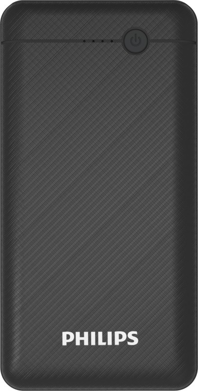 Philips 10000 mAh Power Bank (DLP1710CB/97, Universal Power Pack)(Black, Lithium Polymer)