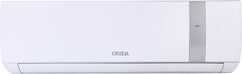 Onida 1.5 Ton 3 Star Split Inverter AC with Wi-fi Connect - White, Silver(IR183GNO, Copper Condenser)