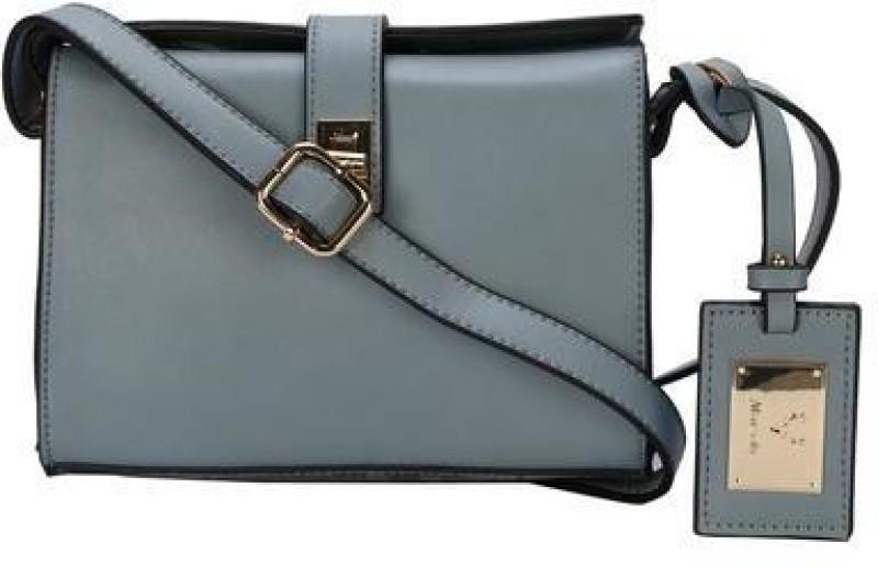 Allen Solly Blue Sling Bag