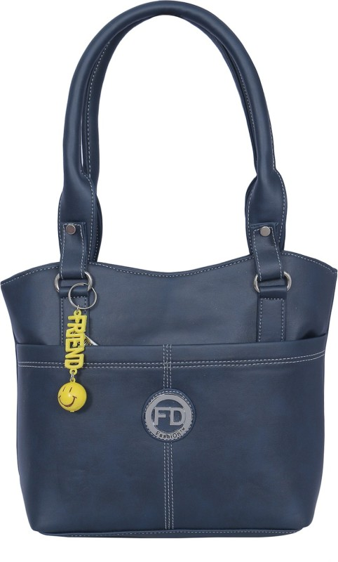 FD Fashion Women Women Blue Shoulder Bag