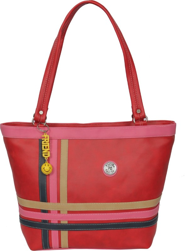FD Fashion Women Women Red Shoulder Bag