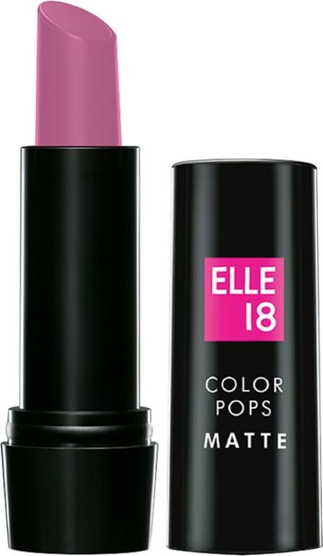 Elle 18 Color Pops Matte Lipstick(C61 Pink Berry, 4.3 g)