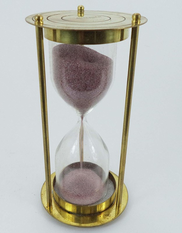 AIZAZ KAIFI SAND CLOCK Sand Clock