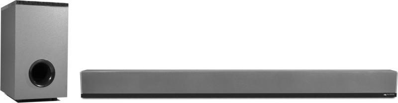 Micromax SB90M 80 W Bluetooth Soundbar(Grey, 2.1 Channel)