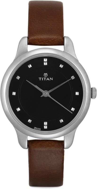 Titan NK2481SL07 Analog Watch - For Women