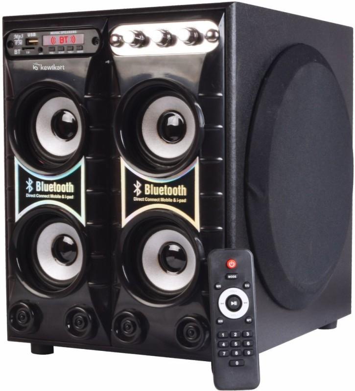 KewlKart Bahubali Multimedia Hi Fi Home Theater System 20 W Bluetooth Soundbar(Black, Mono Channel)