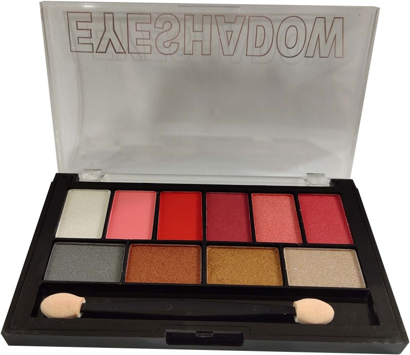 Sivanna Colors Smooth Eyeshadow Shimmer & Matte Palette 12 g(04)