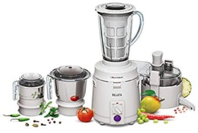 SUJATA Multimix 900 W Juicer Mixer Grinder (White, 3 Jars) 900 Juicer Mixer Grinder(White, 3 Jars)