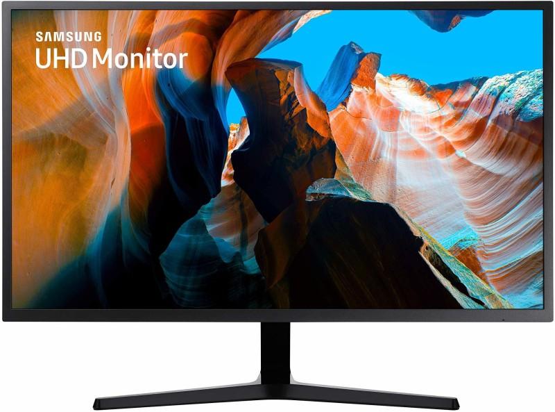 Samsung 32 inch 4K Ultra HD Monitor (LU32J590UQUXEN)(HDMI)