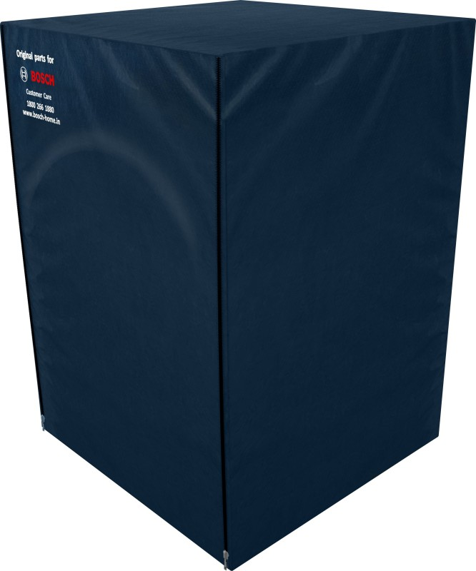 Bosch Front Loading Washing Machine Cover(Blue)