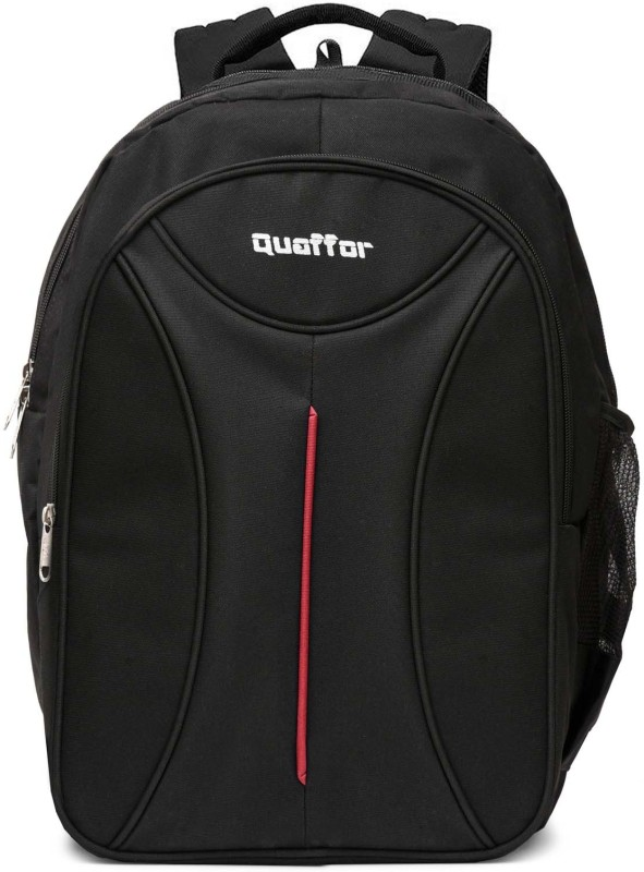 Quaffor FRF444 (Nursery/Play School) Backpack(Black, 32 L)