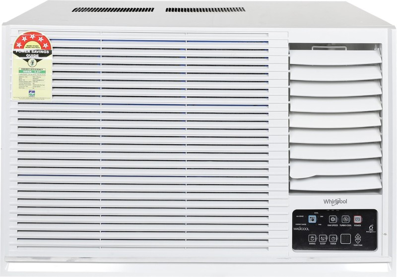 Whirlpool 1.0 Ton 5 Star Window AC - White(WAC 1 T MAGICOOL COPR 5S, Copper Condenser)