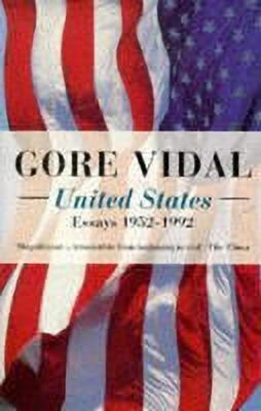 United States(English, Paperback, Vidal Gore)