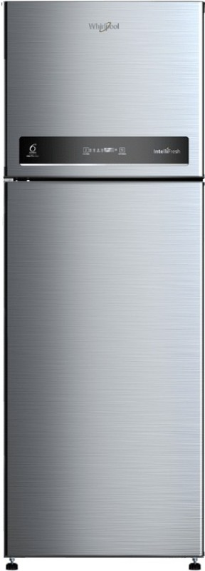 Whirlpool 265 L Frost Free Double Door 4 Star Refrigerator(Cool Illusia, IF INV 278 ELT 4S)