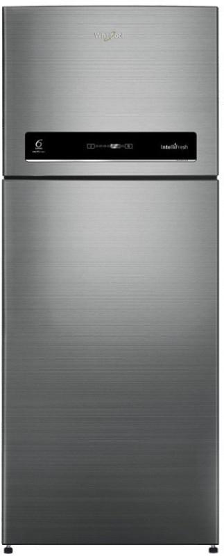 Whirlpool 340 L Frost Free Double Door 3 Star Refrigerator(Arctic Steel, IF INV 355 ELT 3S)