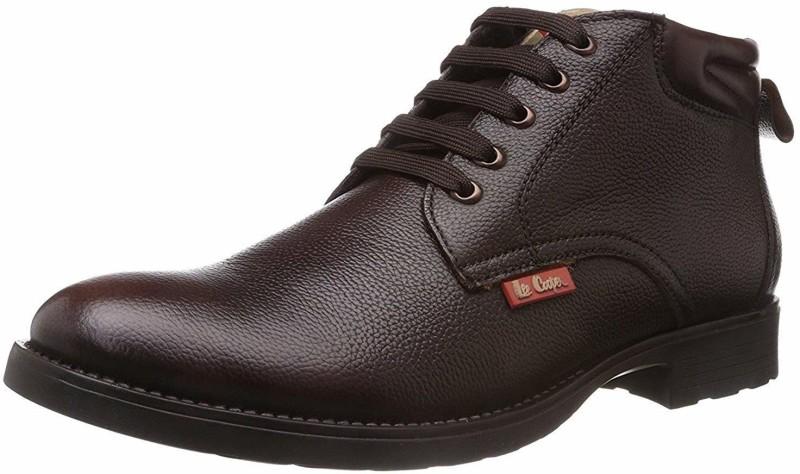 Lee Cooper Boots For Men(Brown)