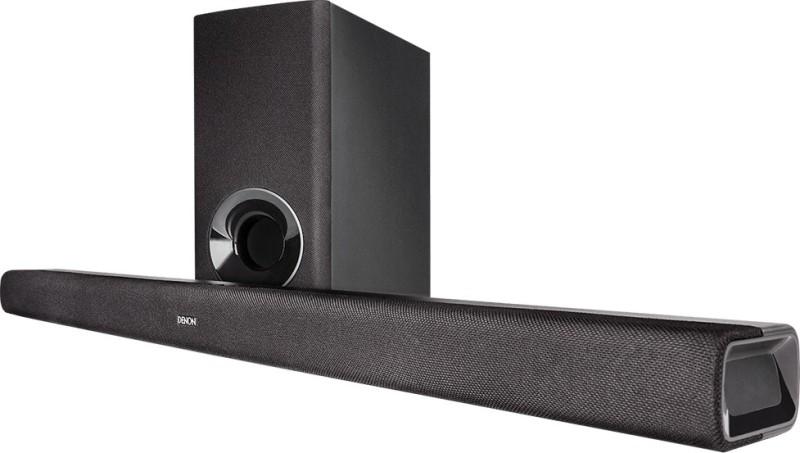 Denon DHT-S316 100 W Bluetooth Soundbar(Black, 2.1 Channel)