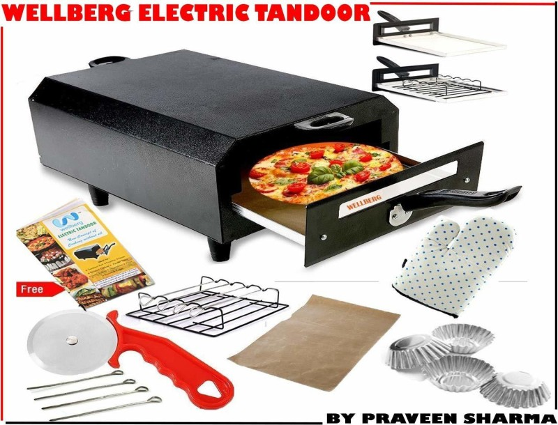 Wellberg TANDOOR-827382 Electric Tandoor