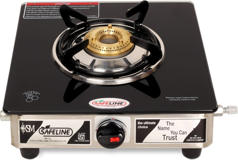 SAFELINE Club 01 Stainless Steel Manual Gas Stove(1 Burners)