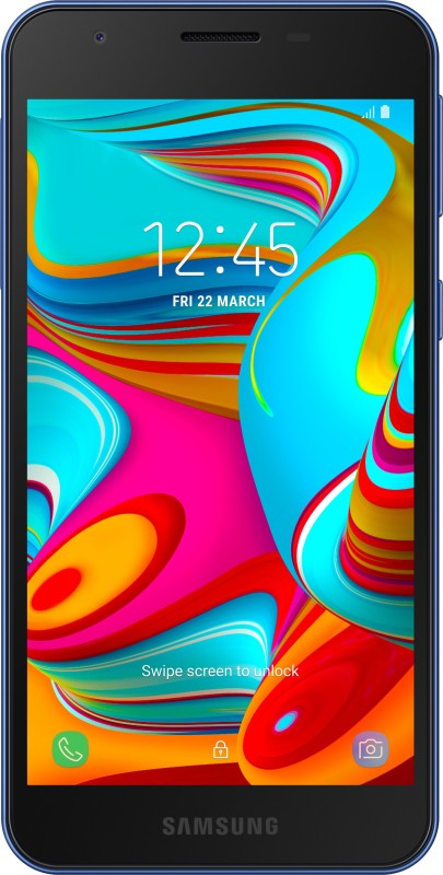 Samsung Galaxy A2 Core (Blue, 16 GB)(1 GB RAM)