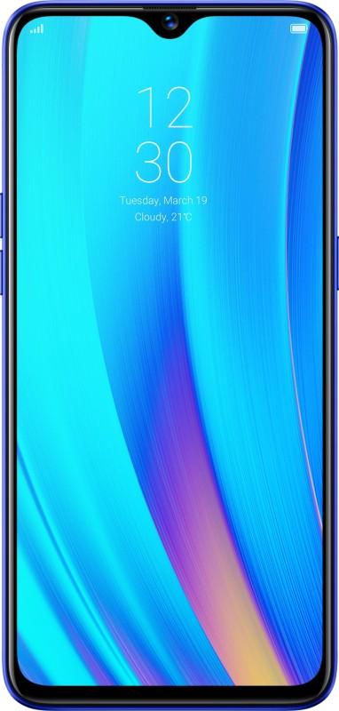 Realme 3 Pro (Nitro Blue, 64 GB)(4 GB RAM)