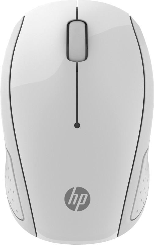 HP 202 Wireless Optical Mouse(USB 2.0, Snow White)