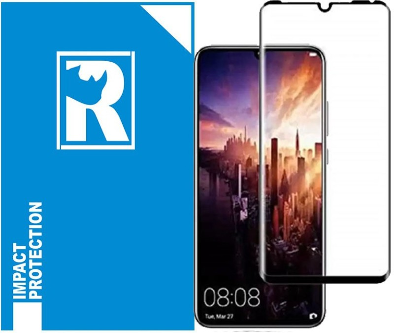 RR Design Edge To Edge Tempered Glass for Huawei P30 Pro(Pack of 1)