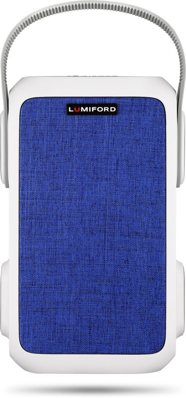 LUMIFORD GoFash-Broadway 16 W Bluetooth Home Audio Speaker(Blue, Stereo Channel)