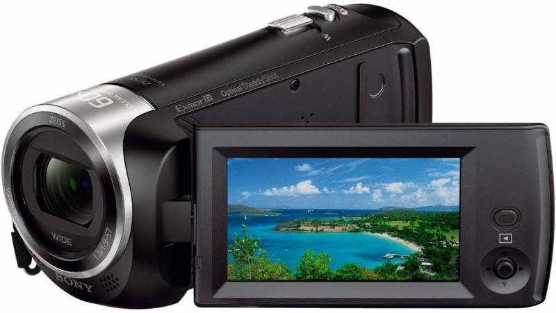 Sony handycam HDR-CX405 9.2MP HD Handycam Camcorder(Black)