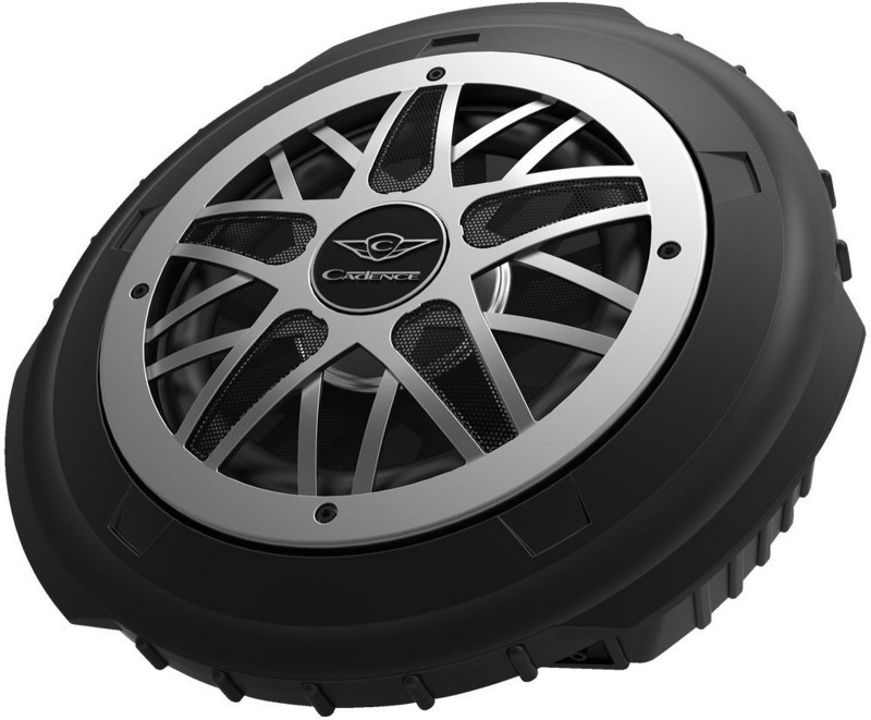Vibe Cadence QSA8.1D 8 inch Active Audio Sub Subwoofer(Powered , RMS Power: 200 W)