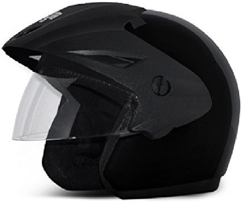 VEGA moto-0108 Motorbike Helmet(Black)