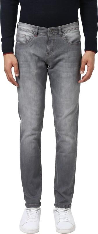 Raymond Slim Men Grey Jeans