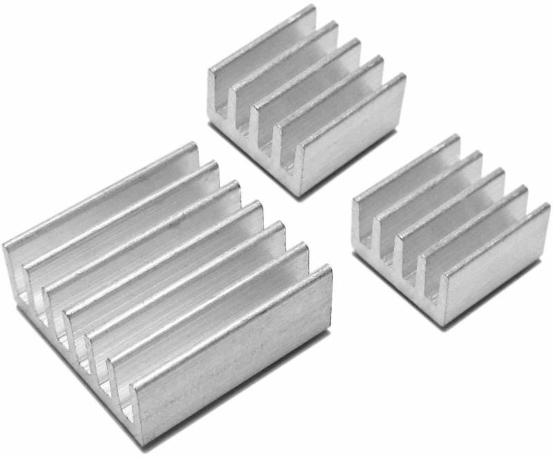 OSFT Pure Aluminium Heat sinks for Raspberry Pi 3 Model Laptop Heat Sink