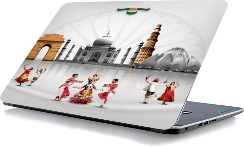 RADANYA India Laptop Skin 26067 Vinyl Laptop Decal 15.6