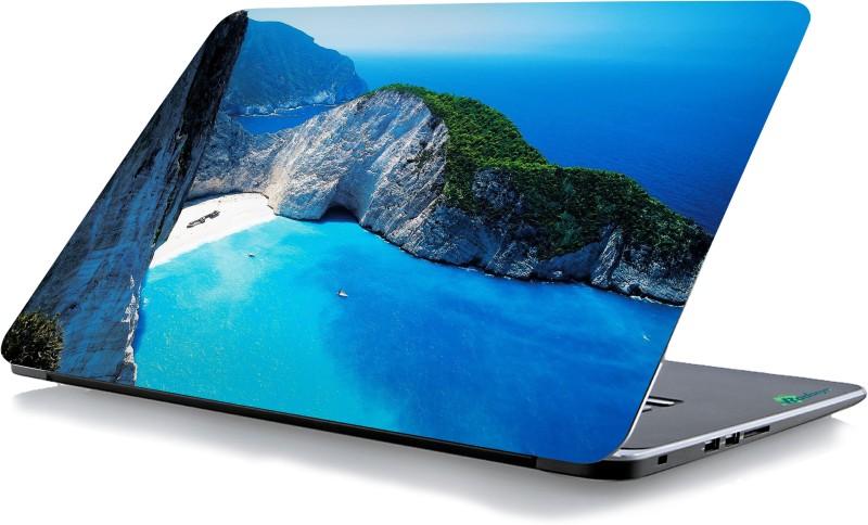 RADANYA Blue Mountain Laptop Skin 84036 Vinyl Laptop Decal 15.6