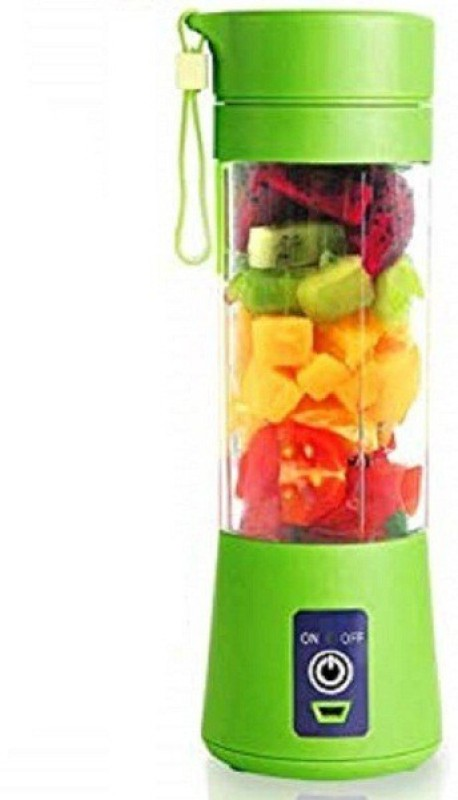 rolor Portable USB Rechargeable Mixer Juicer Jar(250 ml)