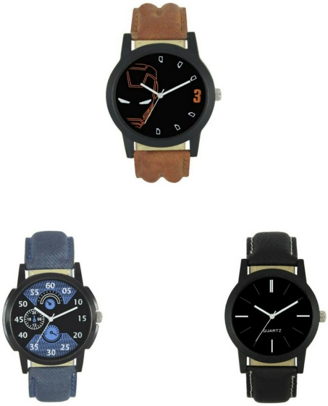 Exotica watch with attractive dail and bealt | calssic | casyual Analog Watch  - For Men