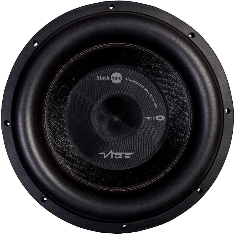 Vibe BLACKAIR12D2-V7 12 inch Sub Subwoofer(Powered , RMS Power: 1600 W)