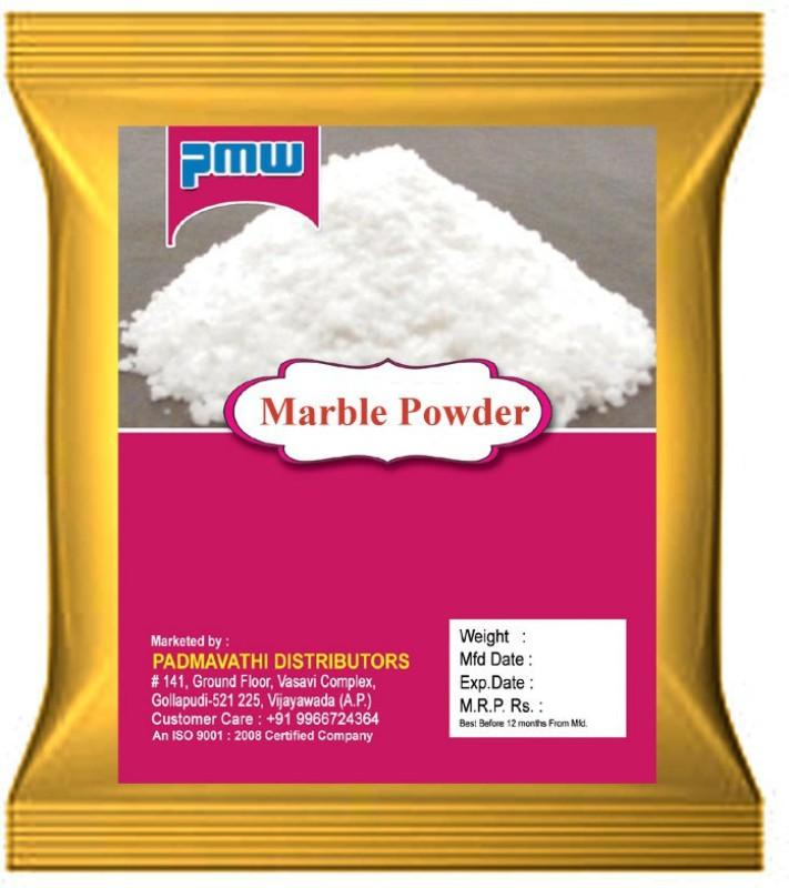 PMW Grade A Quality - Marble Powder - Fine Powder - 1 KG None Detergent Pod