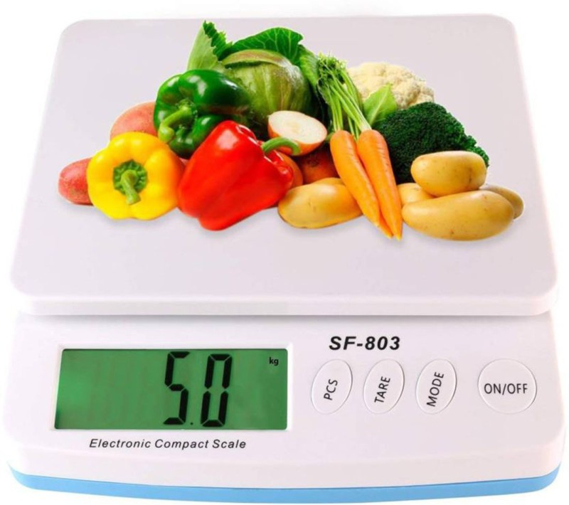indoson SF-803 Weighing Scale(White)