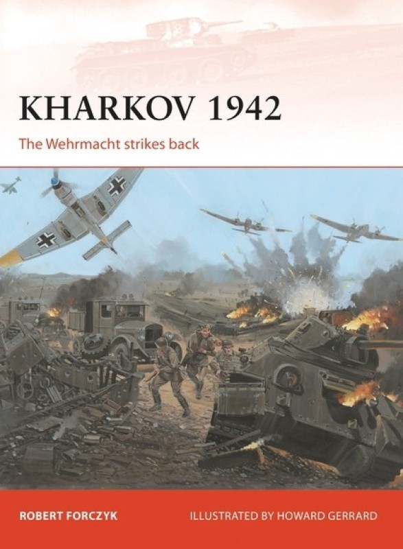 Kharkov 1942(English, Paperback, Forczyk Robert)