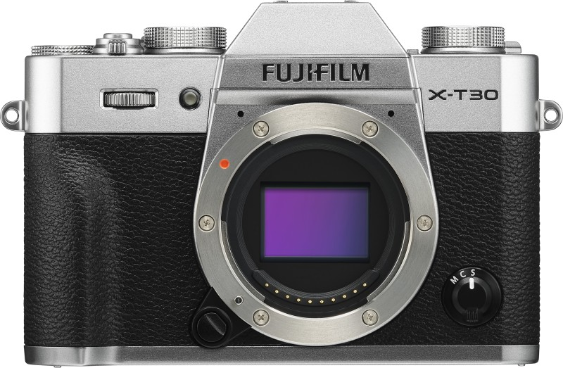 Fujifilm X Series X-T30 Mirrorless Camera Body Only(Silver)