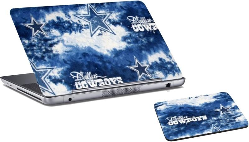 RADANYA Cowboy Laptop Skin And Mouse Pad Combo Set RD08126 Combo Set(Multicolor)
