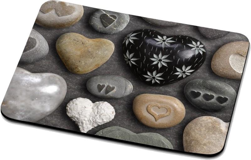 RADANYA Love Stone Mouse Pad 168 Mousepad(Multicolor)