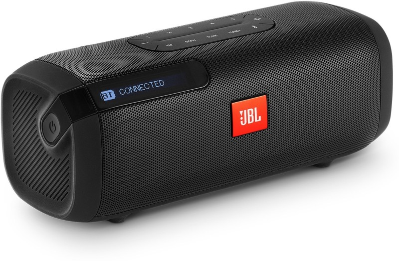 JBL Tuner Portable Bluetooth Speaker(Black, Stereo Channel)