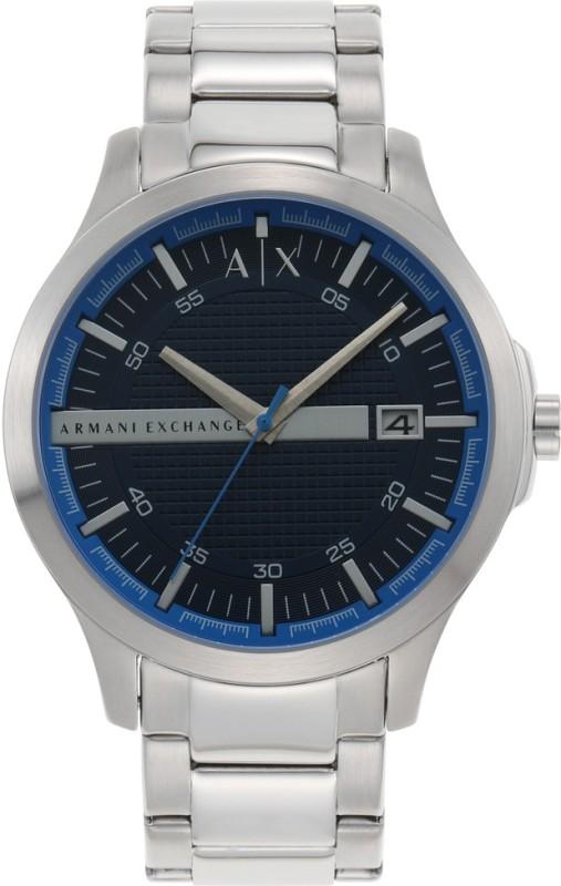 Armani Exchange AX2408 Hampton Analog Watch - For Men