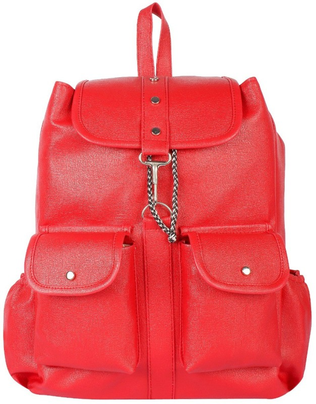 SAHAL ST_BAGG_126 12 L Backpack(Red)